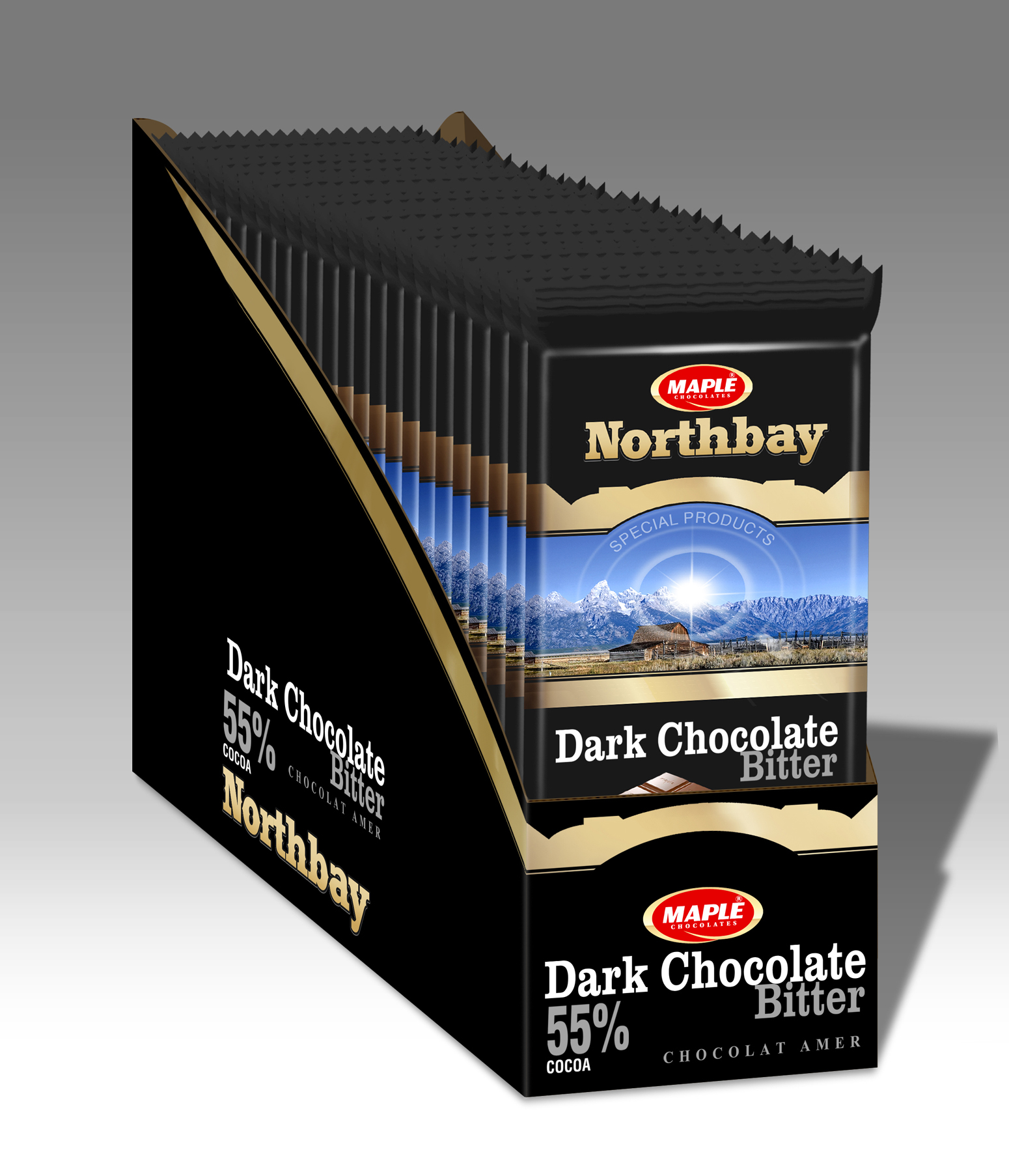 NORTHBAY  DARK BİTTER CİKOLATA